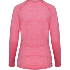 Kaikkialla W's Maarit Merino LS Shirt Fuchsia